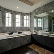 Bathroom at the Safe House Wellness Retreat India