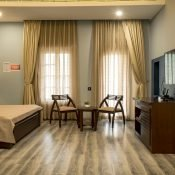 Double Occupancy Room at the Safe House Wellness Retreat India