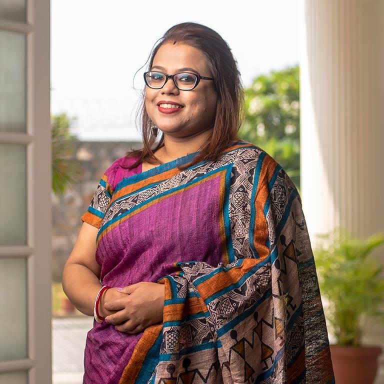 Ms. Shraddha Banerjee - Safe House Wellness Retreat India